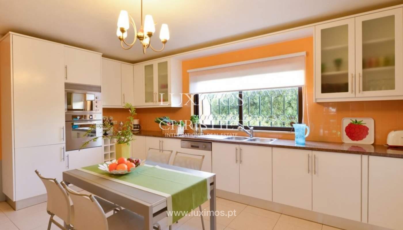 Verkauf villa mit Blick auf das Meer in Albufeira, Algarve, Portugal_111396