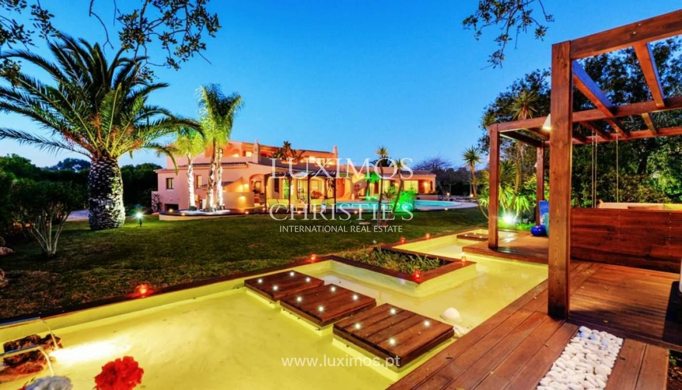 Verkauf villa mit Blick auf das Meer in Albufeira, Algarve, Portugal_111398