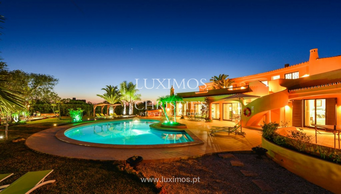 Venda de moradia de luxo com vista mar em Albufeira, Algarve_111401