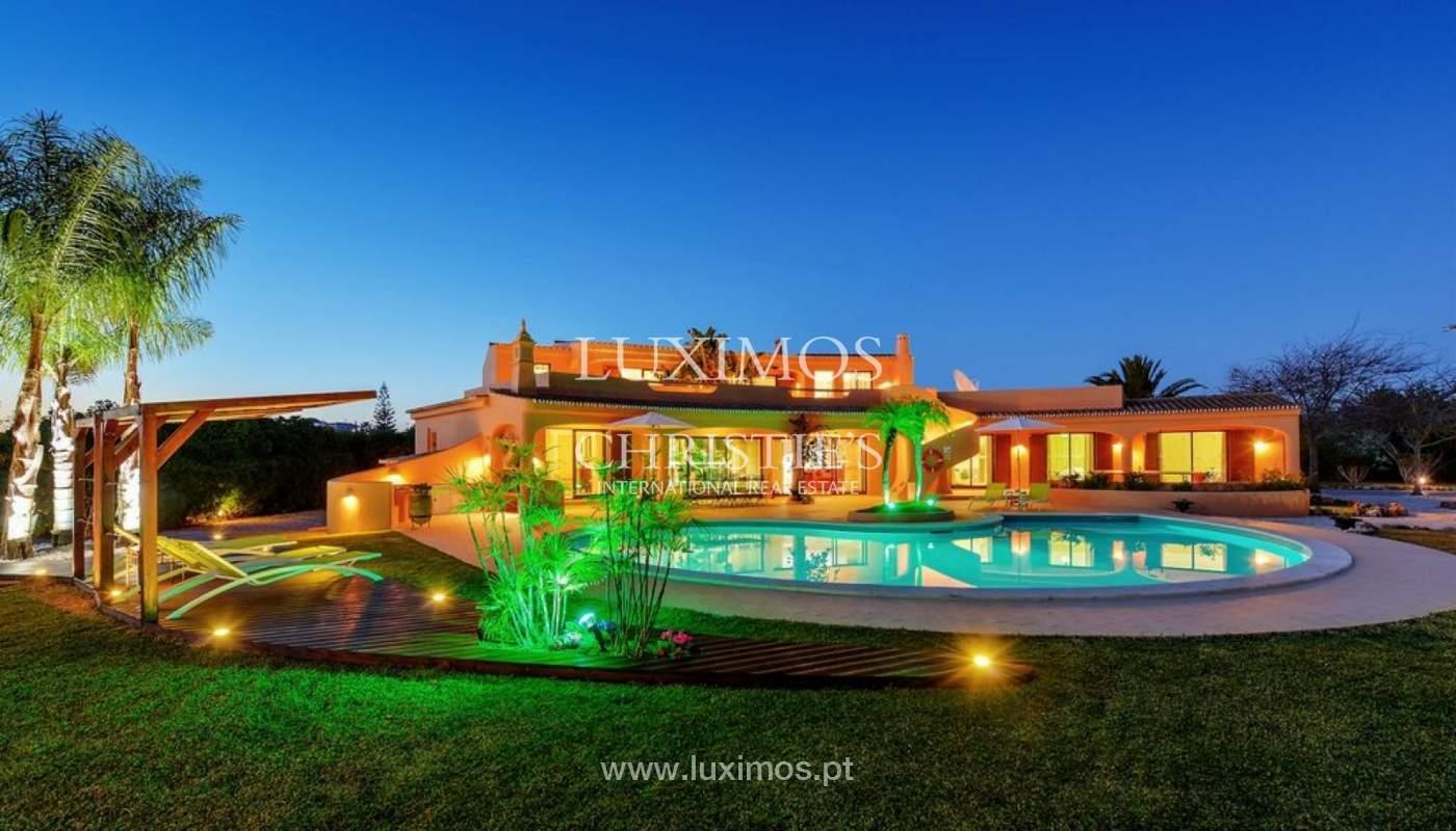 Venda de moradia de luxo com vista mar em Albufeira, Algarve_111405