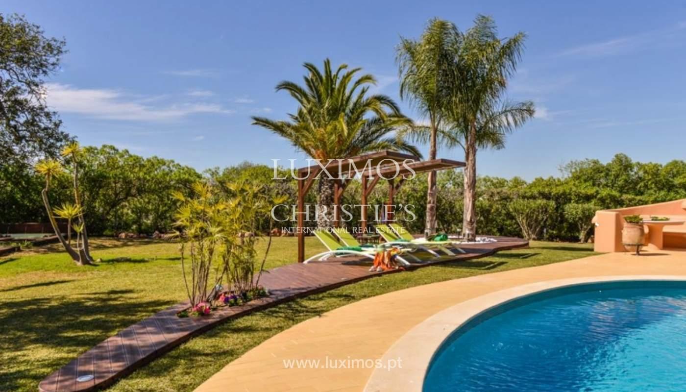 Venda de moradia de luxo com vista mar em Albufeira, Algarve_111407
