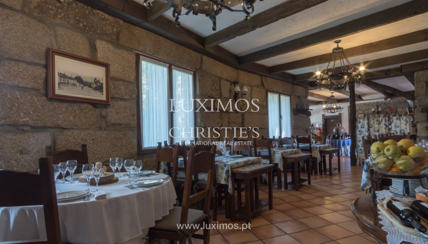 House and restaurant for sale on Paredes, Portugal_111431