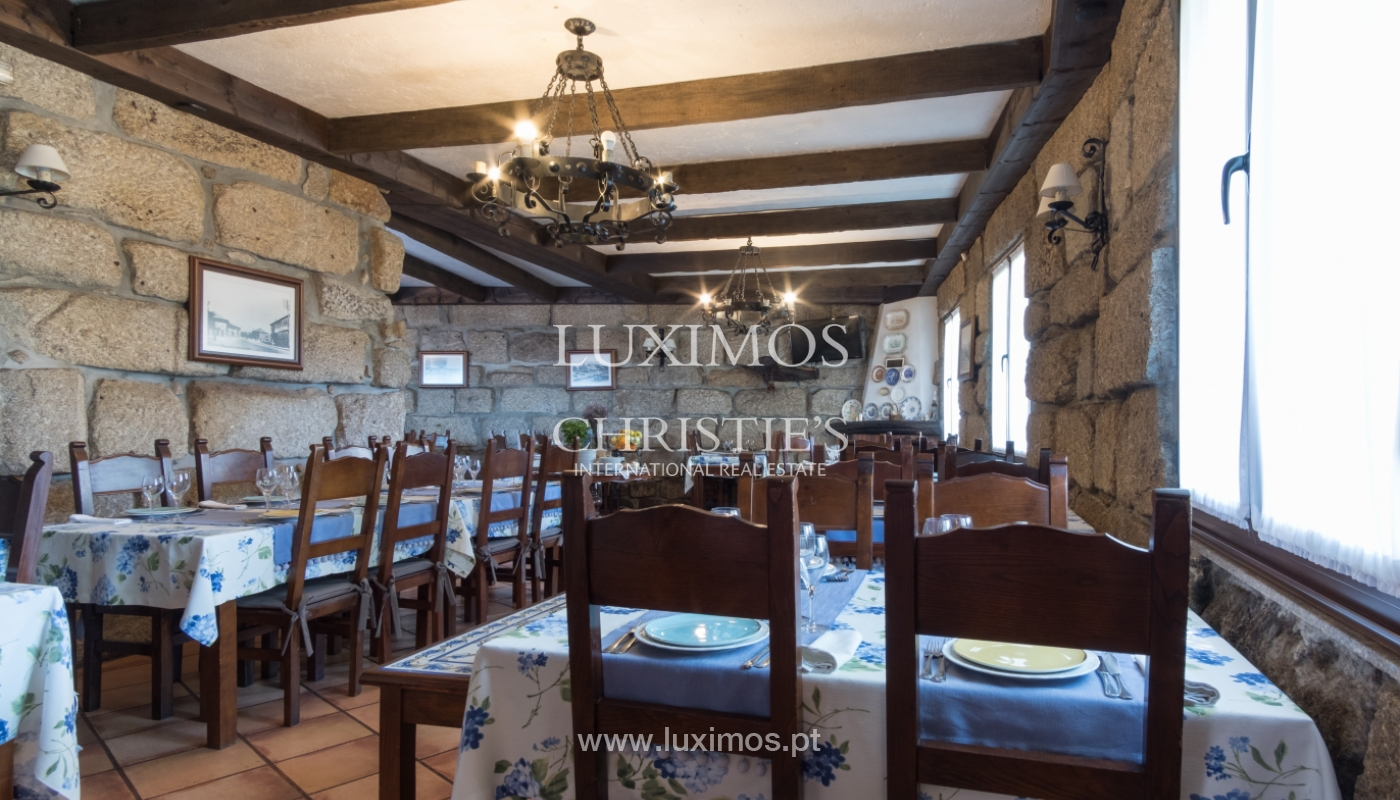 House and restaurant for sale on Paredes, Portugal_111432