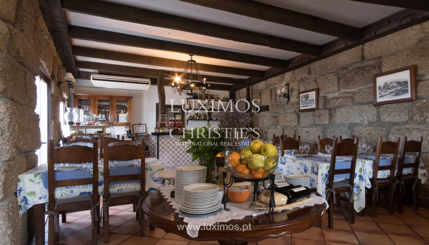 House and restaurant for sale on Paredes, Portugal_111433