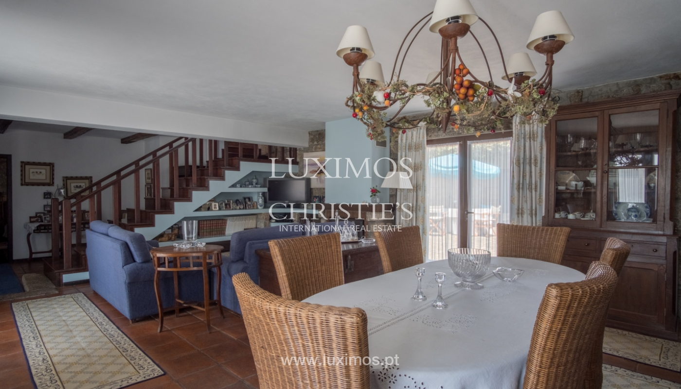 House and restaurant for sale on Paredes, Portugal_111443