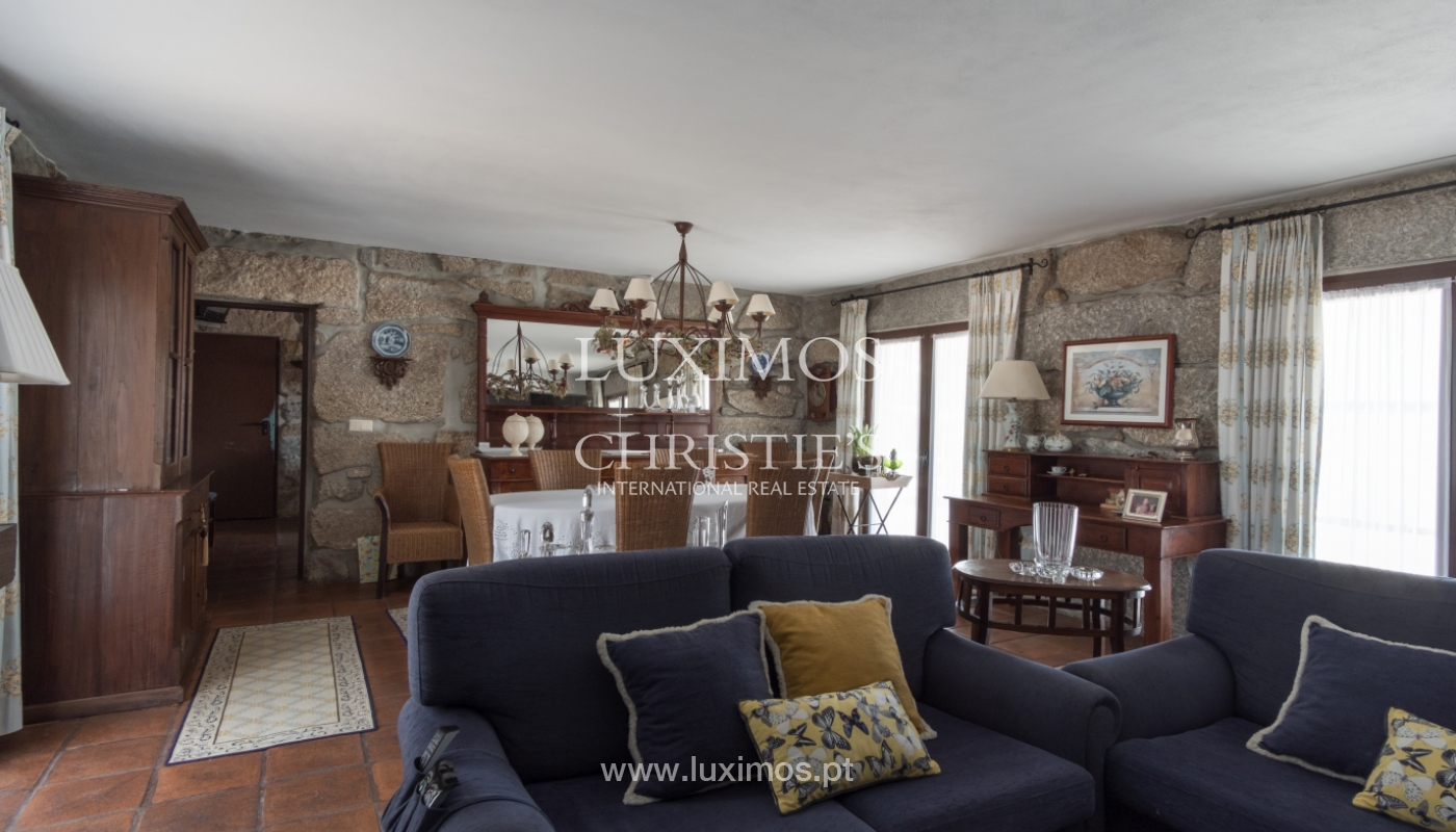 House and restaurant for sale on Paredes, Portugal_111445