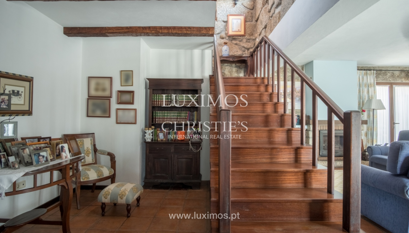 House and restaurant for sale on Paredes, Portugal_111455