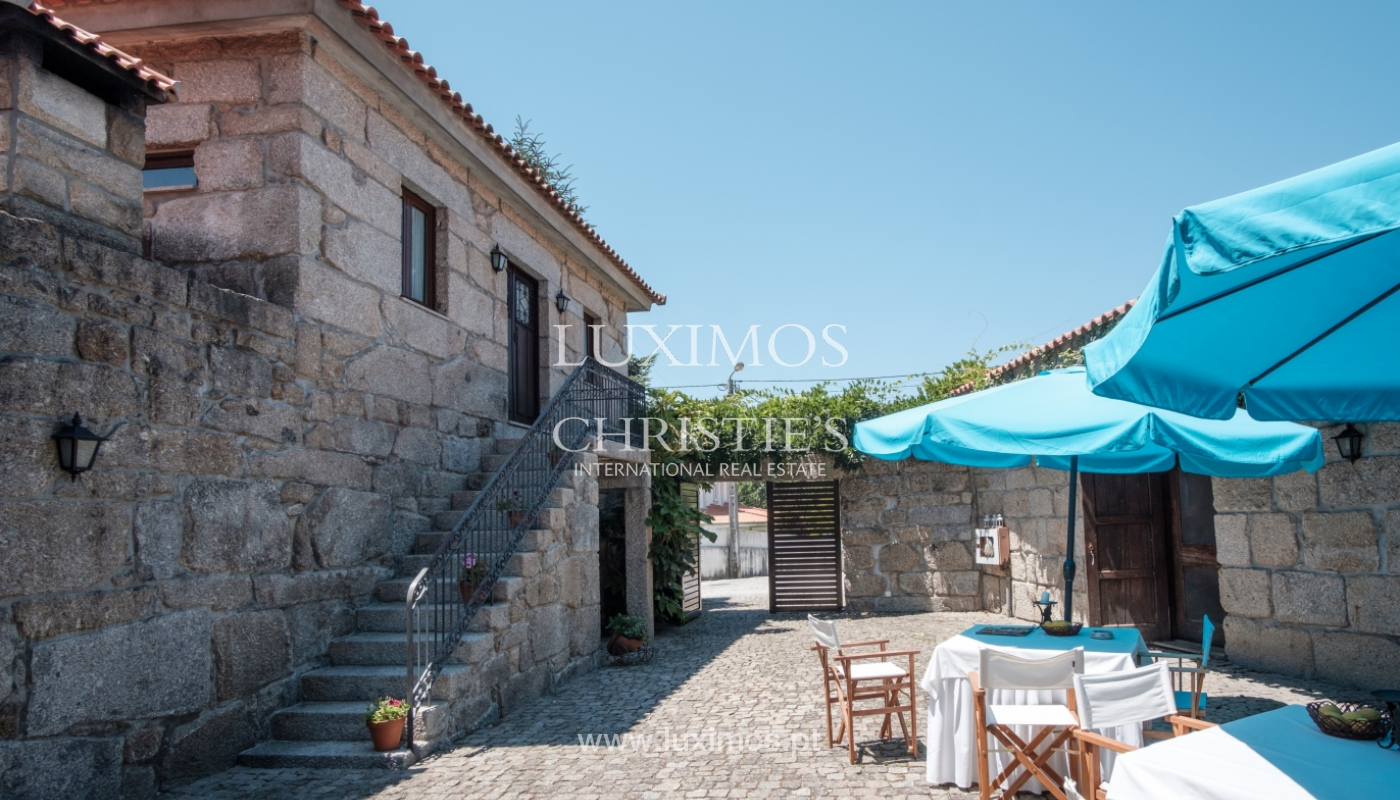 House and restaurant for sale on Paredes, Portugal_111460