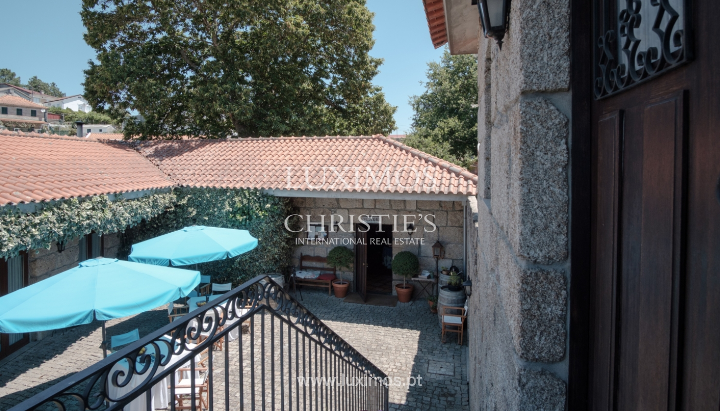 House and restaurant for sale on Paredes, Portugal_111462