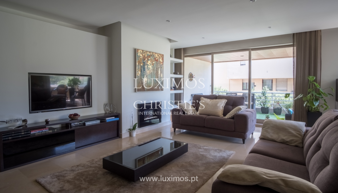 Apartment for sale with river views, in Foz do Douro, Porto, Portugal_112030