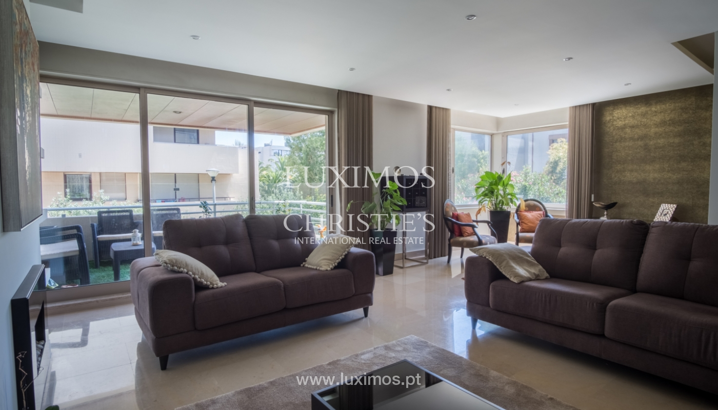 Apartment for sale with river views, in Foz do Douro, Porto, Portugal_112032