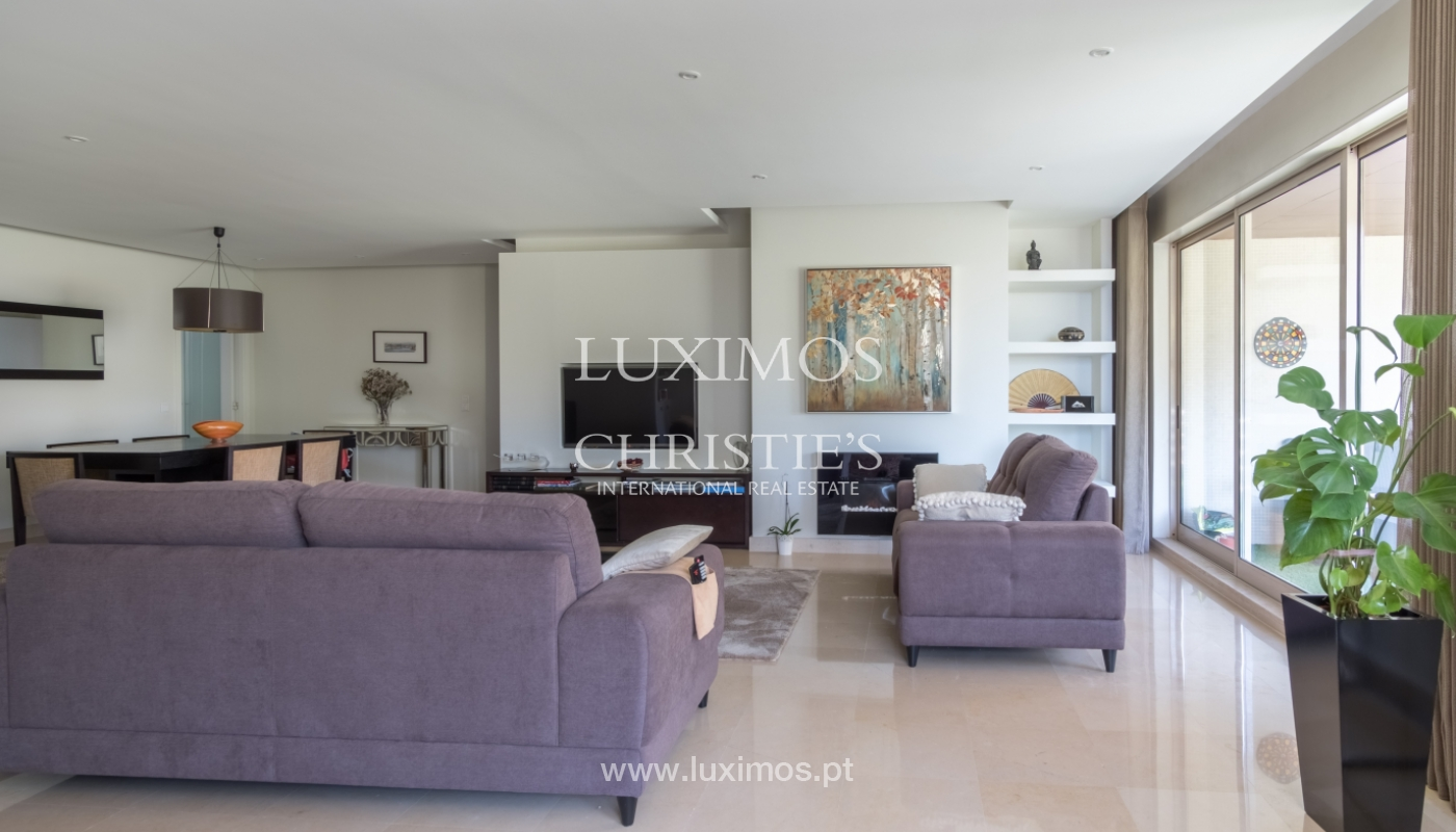 Apartment for sale with river views, in Foz do Douro, Porto, Portugal_112033