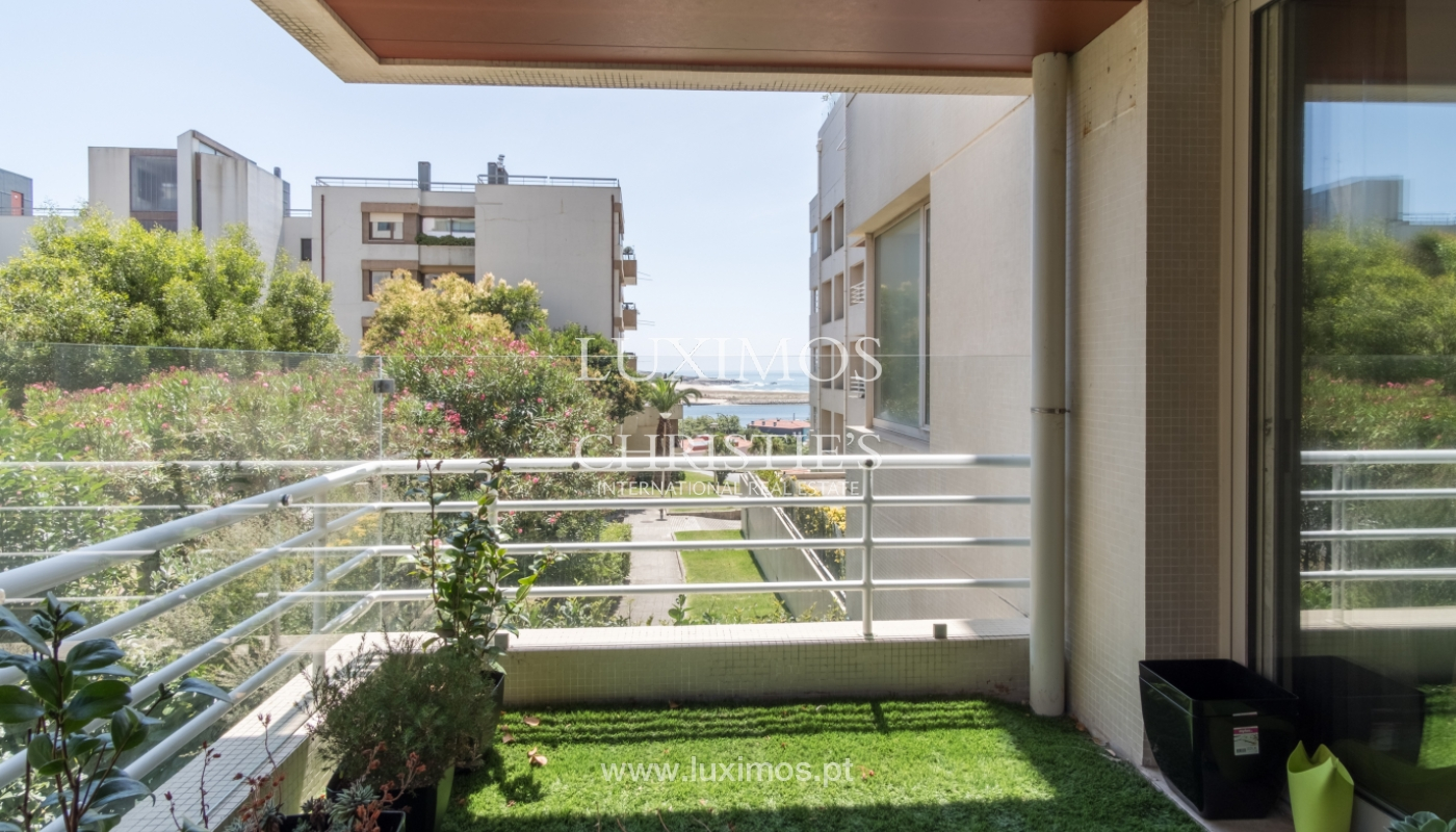 Apartment for sale with river views, in Foz do Douro, Porto, Portugal_112037