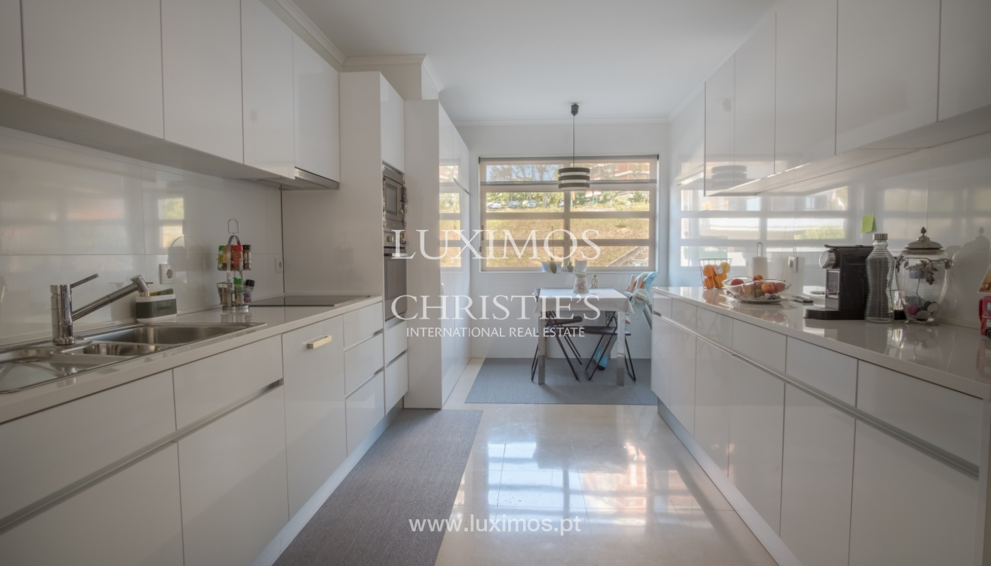 The sale of the apartment with views of the river, on the Farm of the Alhambra, the city, the Port_112039