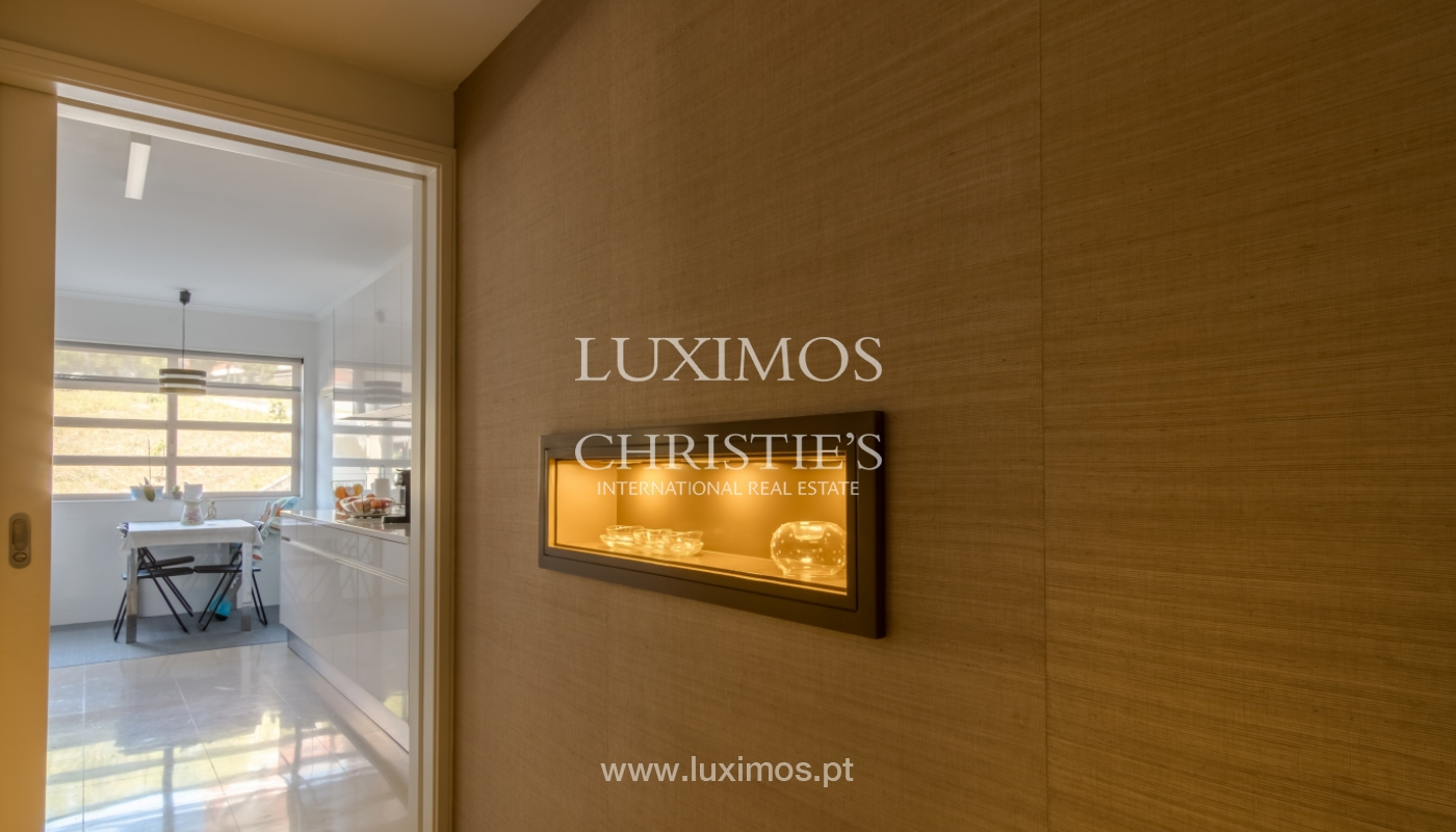 The sale of the apartment with views of the river, on the Farm of the Alhambra, the city, the Port_112043