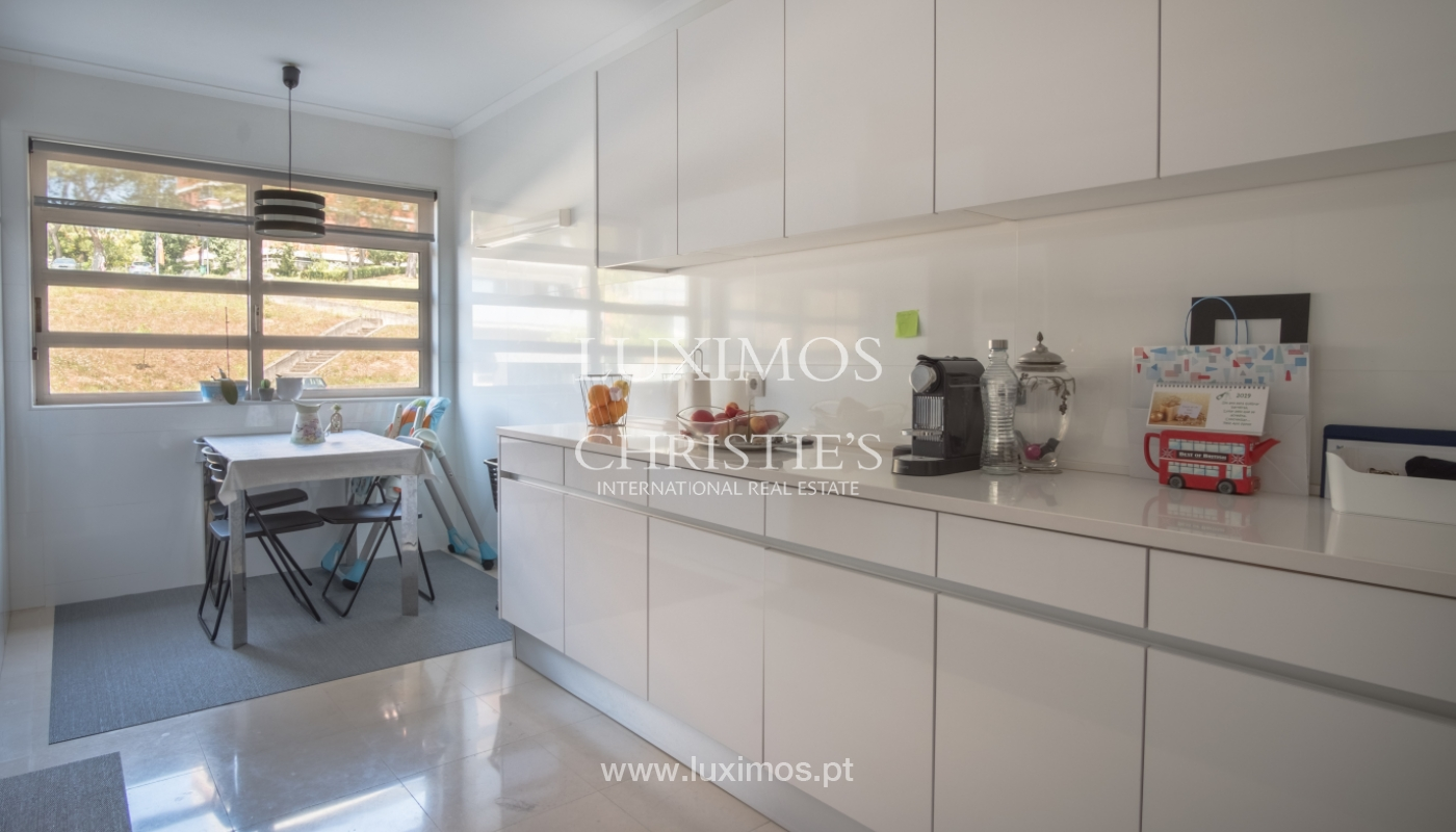 The sale of the apartment with views of the river, on the Farm of the Alhambra, the city, the Port_112058