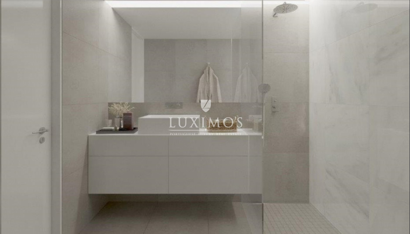 Sale of apartment in a new development in the heart of Porto, Portugal_112158