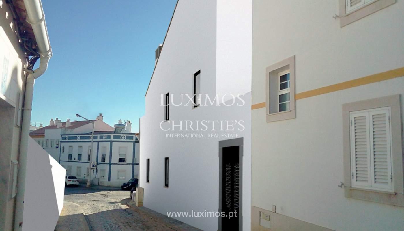 Verkauf der Gebäude in Ruine in Faro, zugelassenes Projekt, Algarve, Portugal_112181