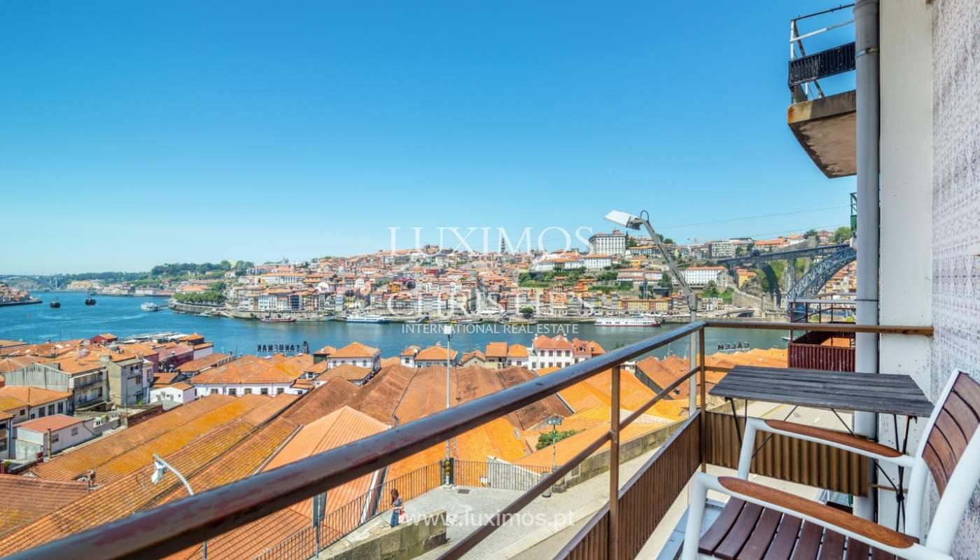 Apartamento con magníficas vistas sobre río, para venta, V. N. Gaia, Portugal_112239
