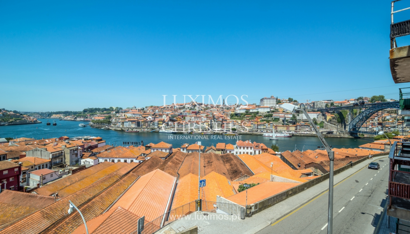 Apartment with beautiful river view, for sale, V. N.Gaia, Portugal_112243