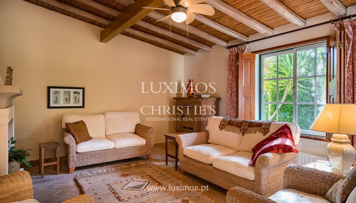 Venda de moradia de luxo em São Brás de Alportel, Algarve_112339