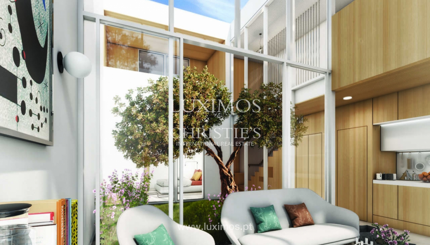 Sale of new luxury modern villa in Vilamoura, Algarve, Portugal_112346