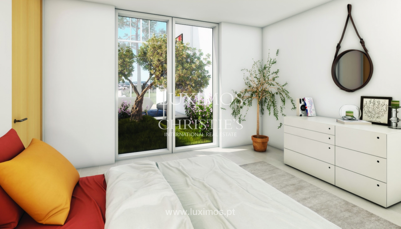 Sale of new luxury modern villa in Vilamoura, Algarve, Portugal_112347