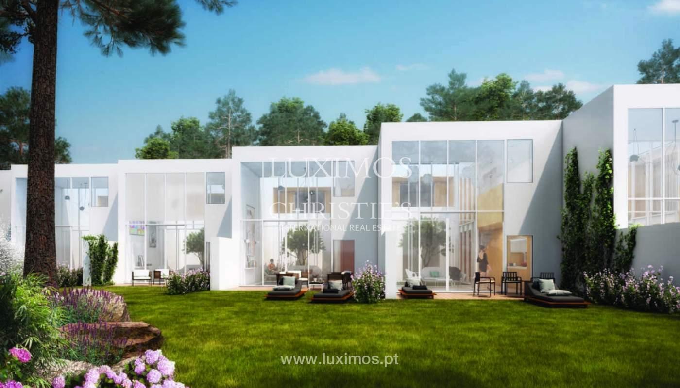 Sale of new luxury modern villa in Vilamoura, Algarve, Portugal_112348