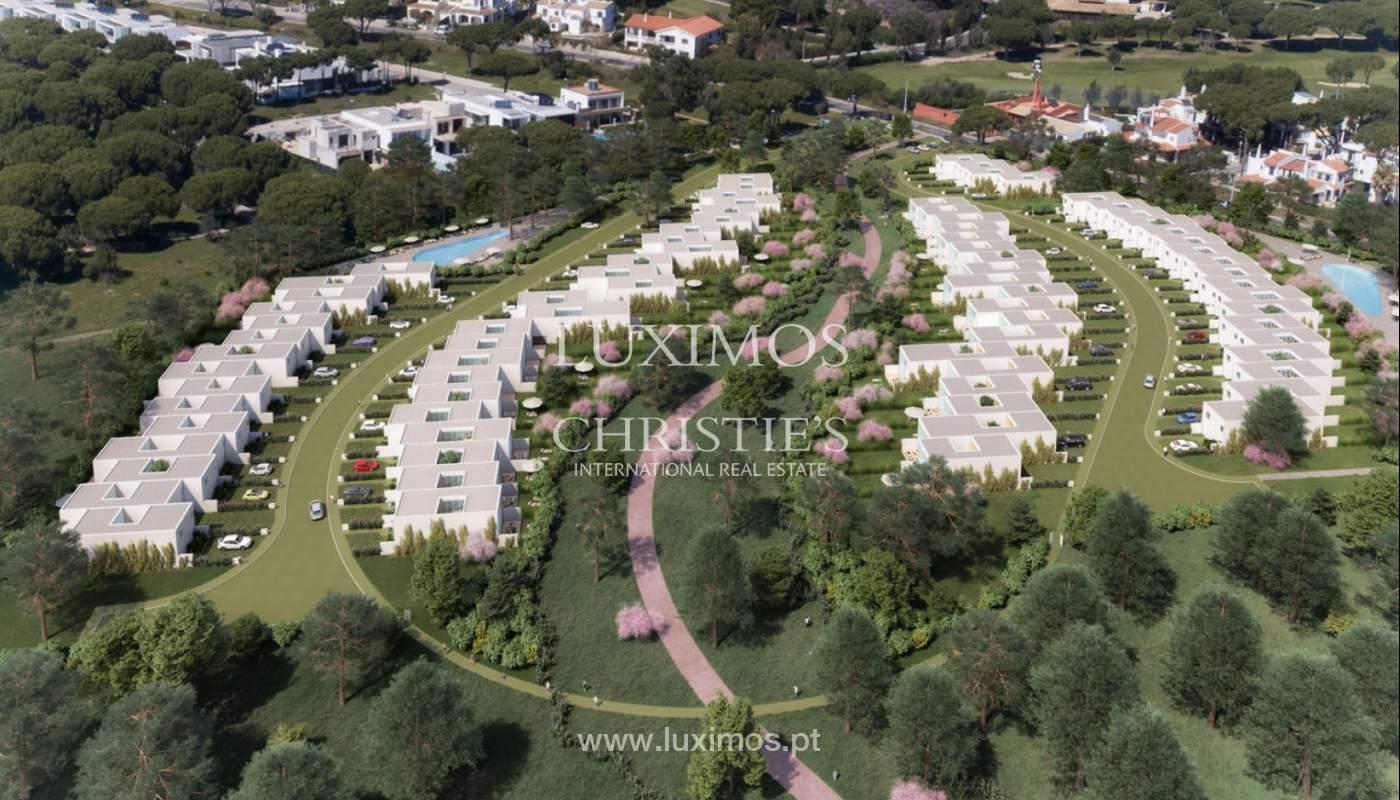Sale of new luxury modern villa in Vilamoura, Algarve, Portugal_112349