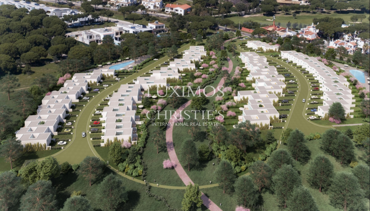 Sale of new luxury modern villa in Vilamoura, Algarve, Portugal_112364