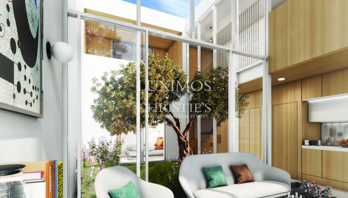 Sale of new luxury modern villa in Vilamoura, Algarve, Portugal_112366