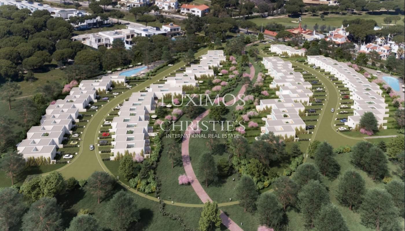 Sale of new luxury modern villa in Vilamoura, Algarve, Portugal_112369