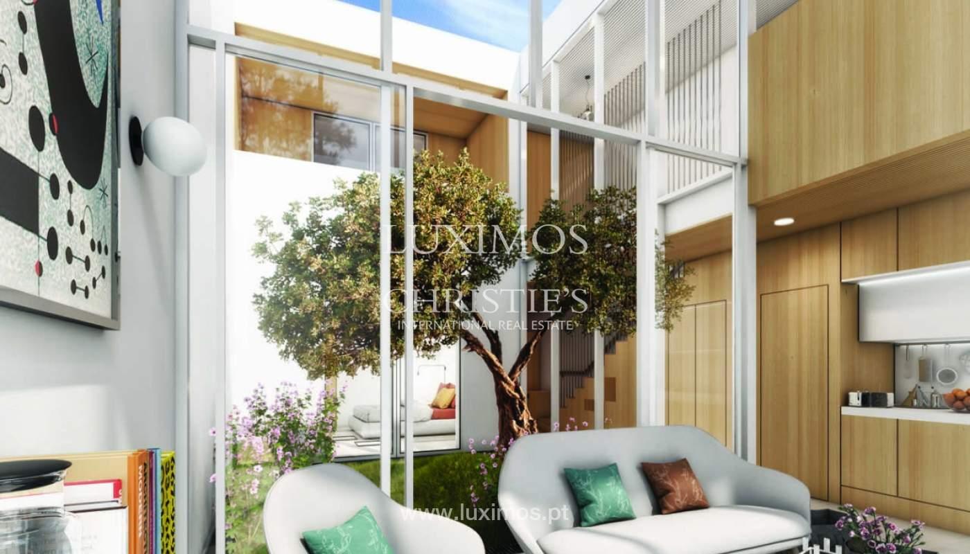 Sale of new luxury modern villa in Vilamoura, Algarve, Portugal_112386