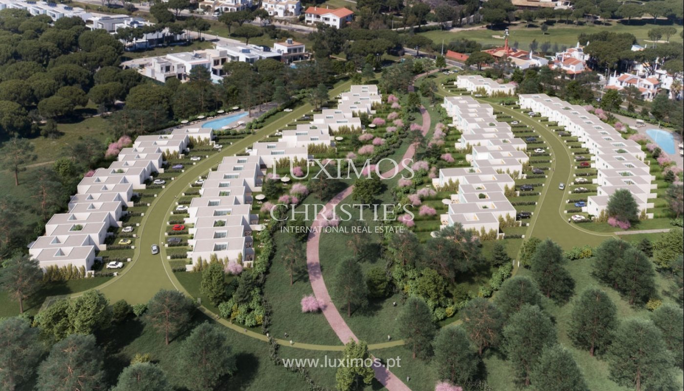 Sale of new luxury modern villa in Vilamoura, Algarve, Portugal_112389