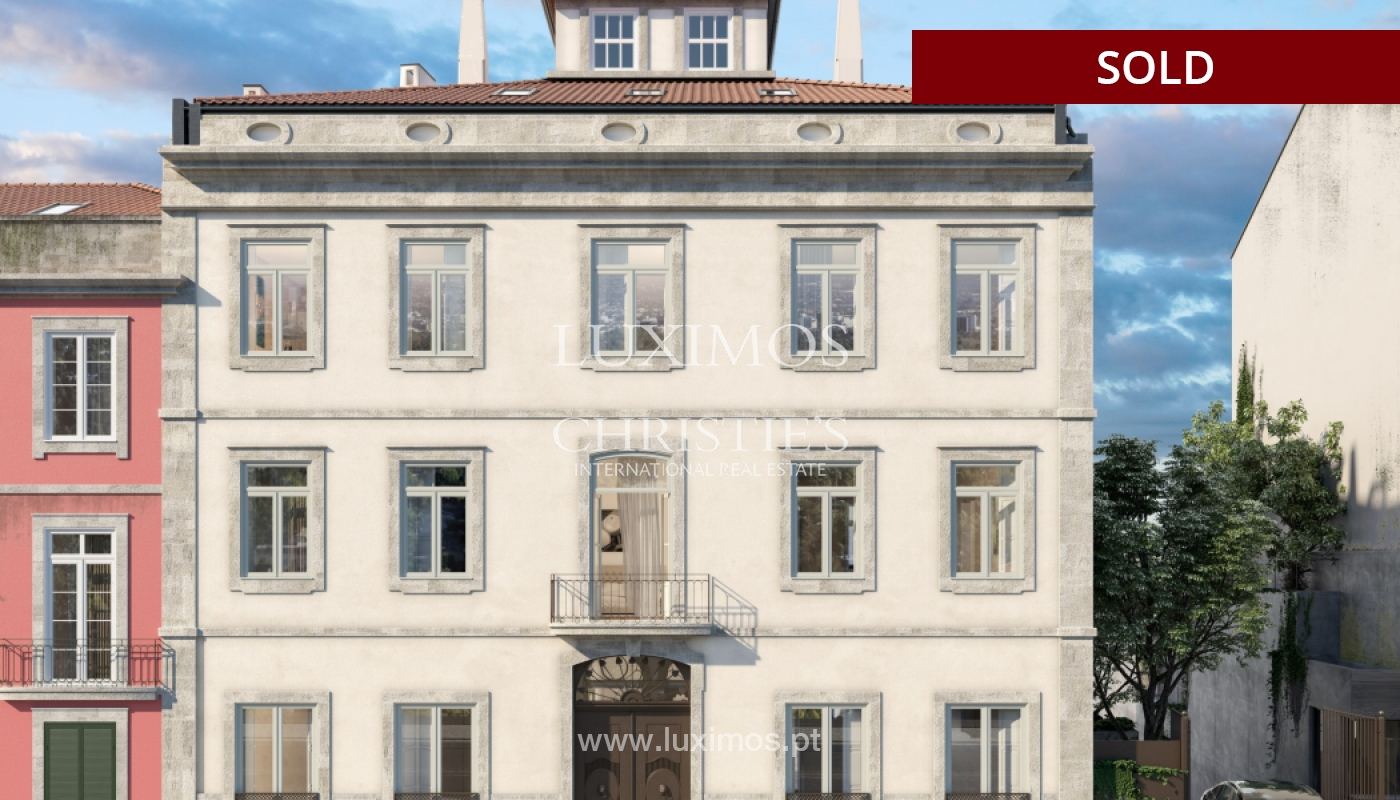 New duplex apartment for sale in a luxury development, Porto, Portugal_112596