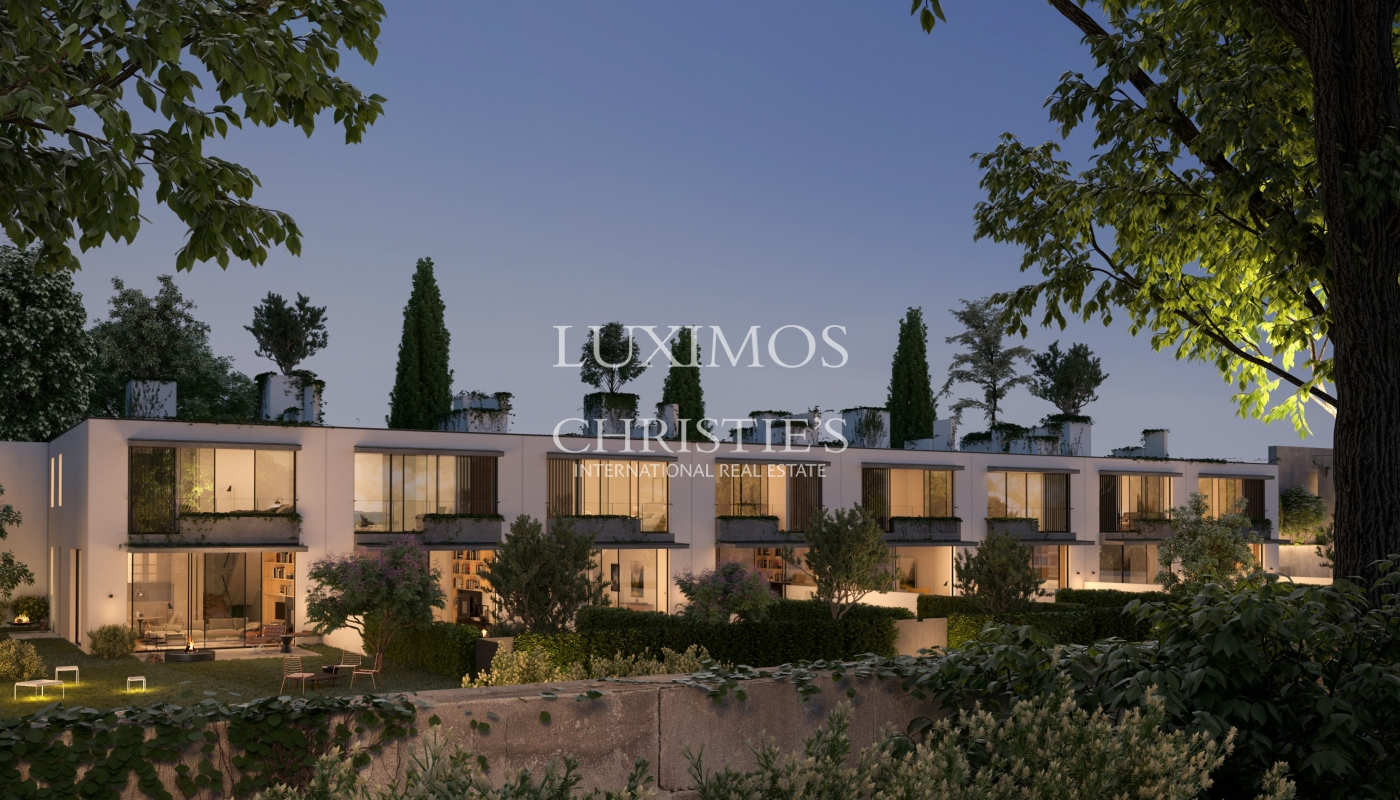 New villa for sale in a luxury development, Porto, Portugal_112678