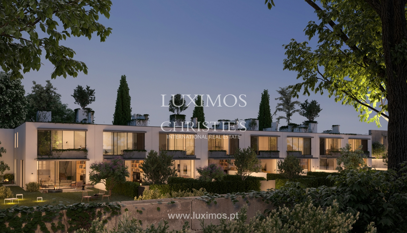New villa for sale in a luxury development, Porto, Portugal_112687