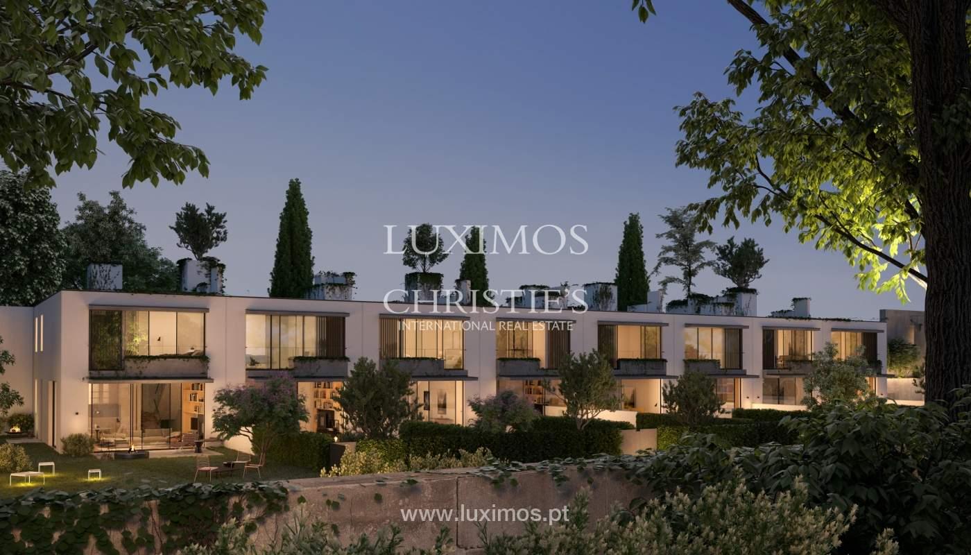 Venda de moradia nova em empreendimento de luxo, Cedofeita, Porto_112687