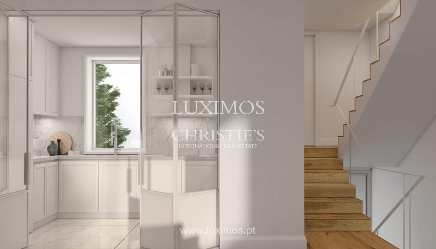 Venda de moradia nova em empreendimento de luxo, Cedofeita, Porto_112689