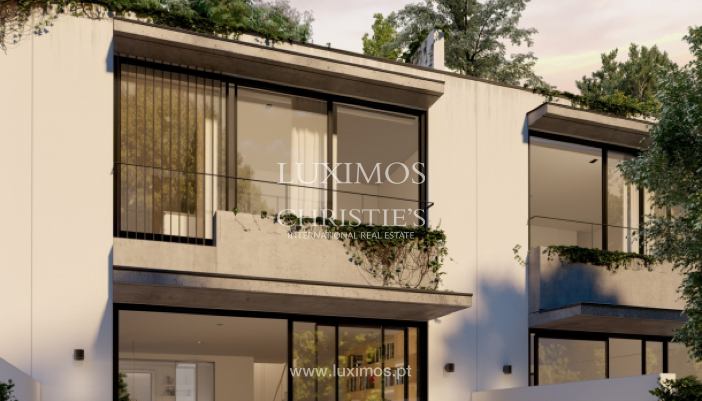 New villa for sale in a luxury development, Porto, Portugal_112692