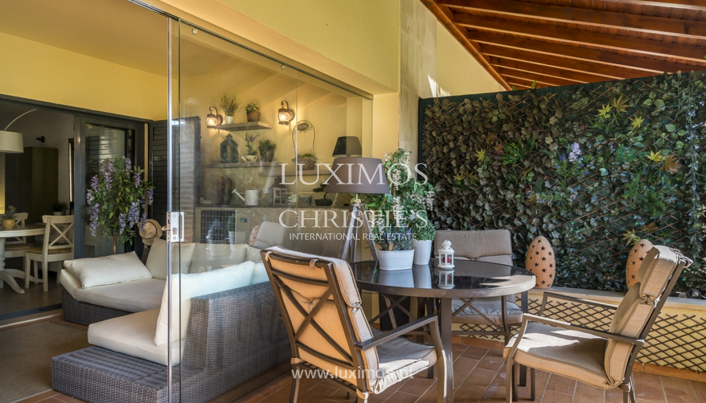 Venta de apartamento cerca del golf en Vilamoura, Algarve, Portugal_112719