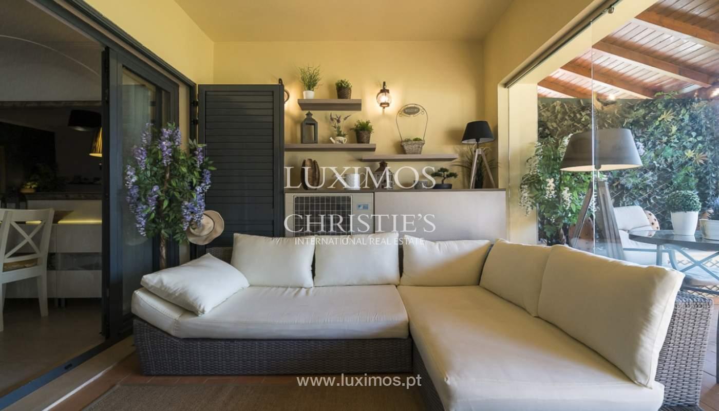 Verkauf von Wohnung in der Nähe, golf in Vilamoura, Algarve, Portugal_112720