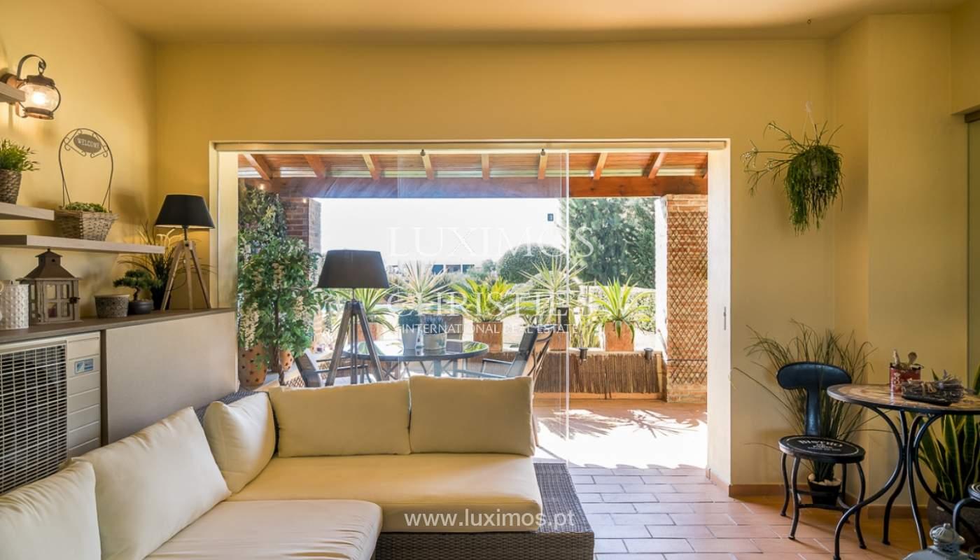 Venta de apartamento cerca del golf en Vilamoura, Algarve, Portugal_112721