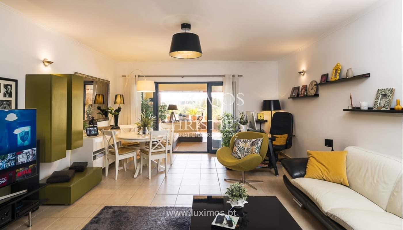 Verkauf von Wohnung in der Nähe, golf in Vilamoura, Algarve, Portugal_112722