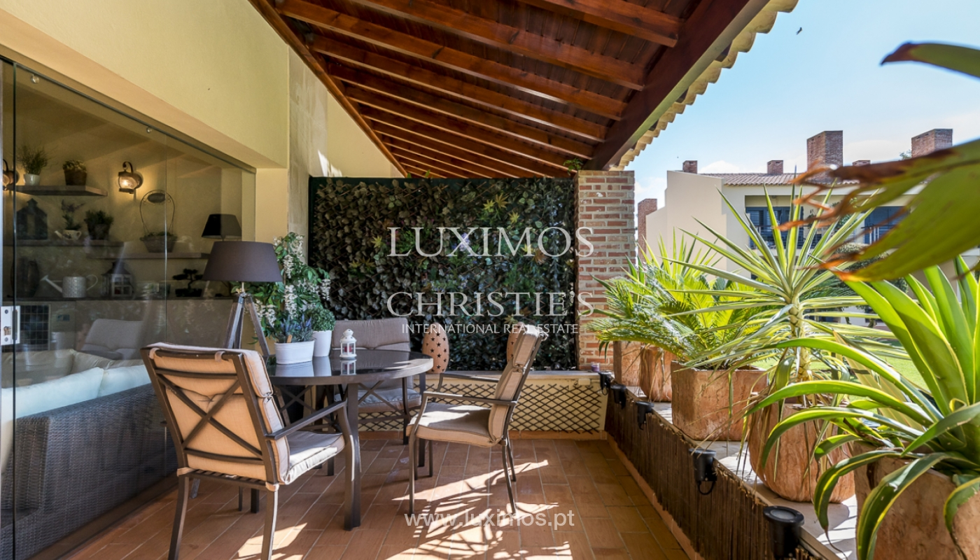 Verkauf von Wohnung in der Nähe, golf in Vilamoura, Algarve, Portugal_112728