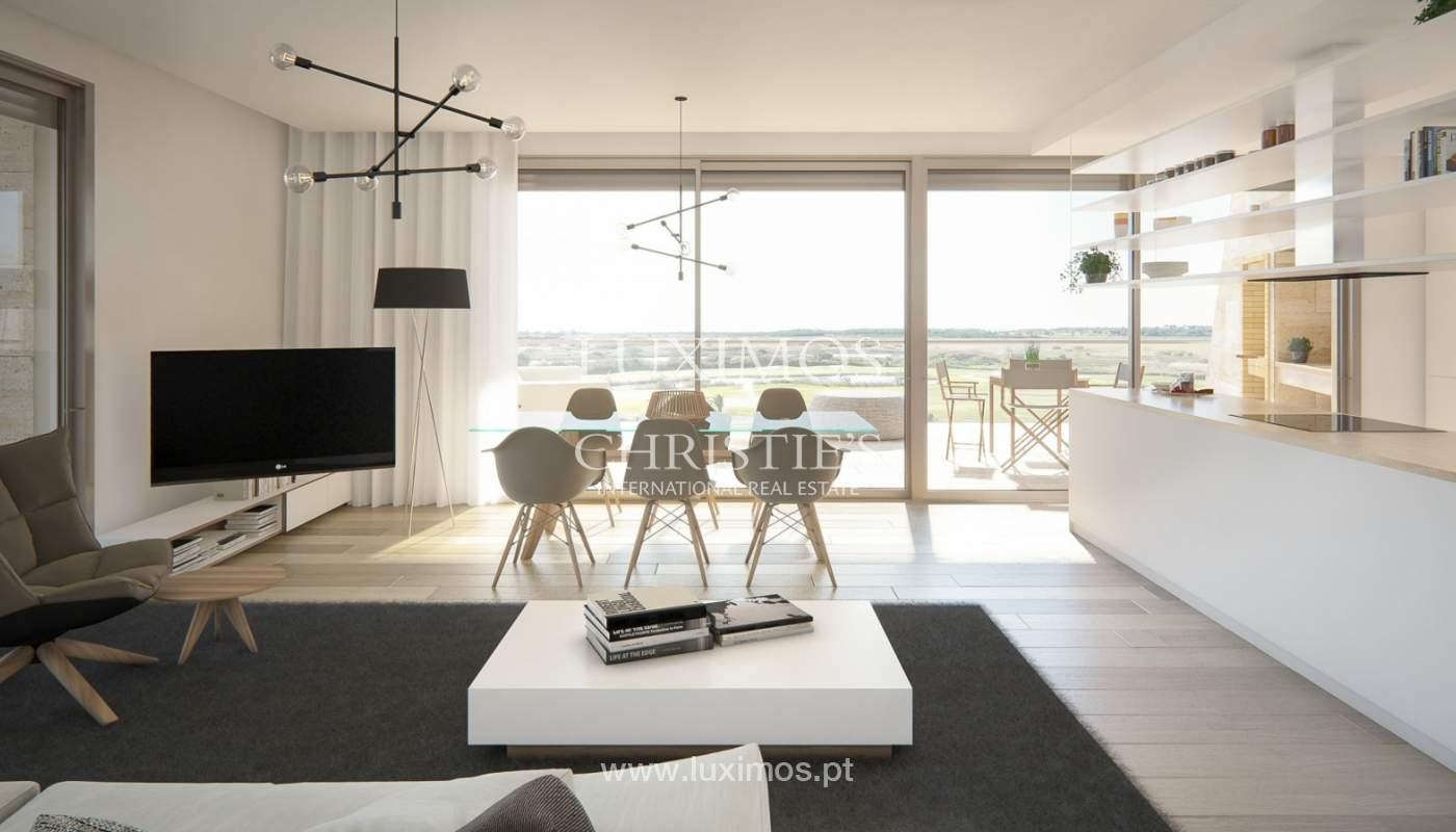 Sale of new apartment near the sea in Vilamoura, Algarve, Portugal_112765