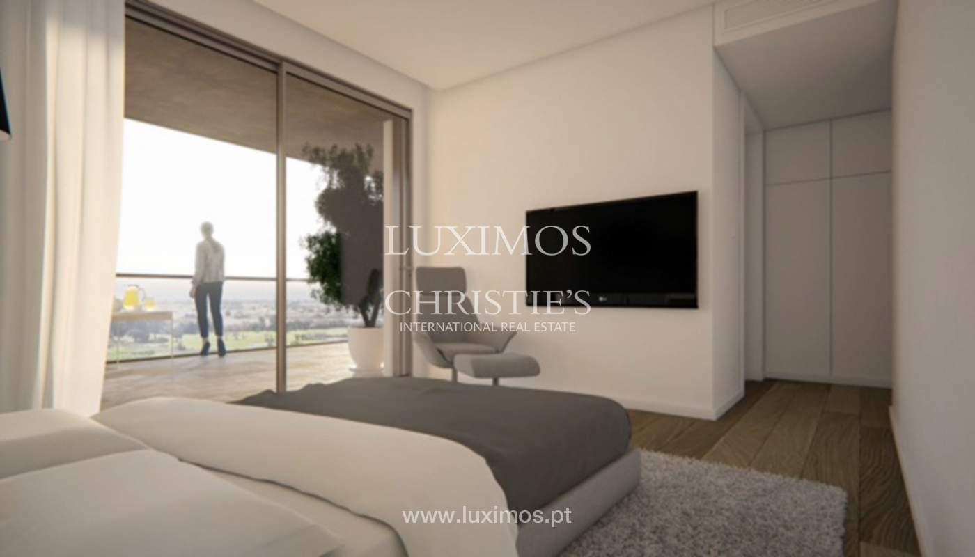 Sale of new apartment near the sea in Vilamoura, Algarve, Portugal_112770