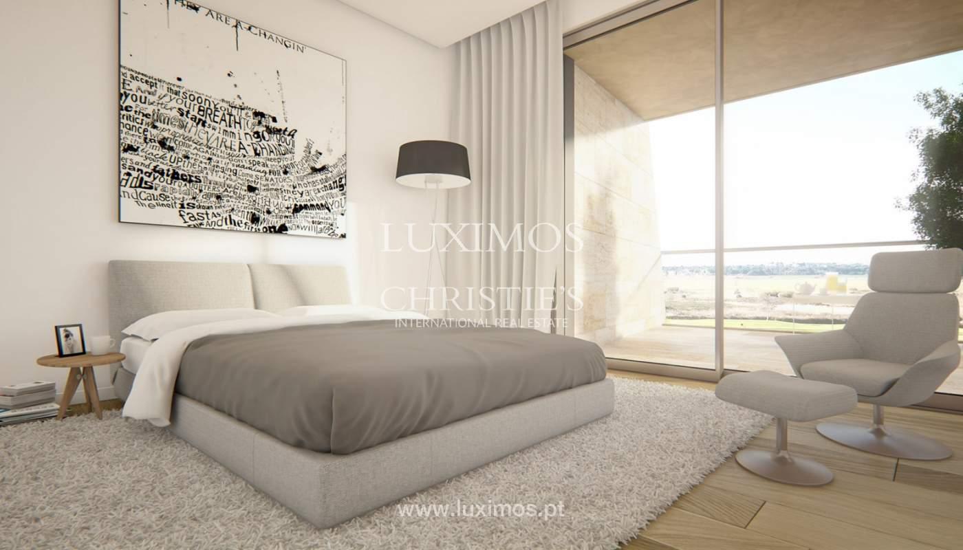 Sale of new apartment near the sea in Vilamoura, Algarve, Portugal_112771