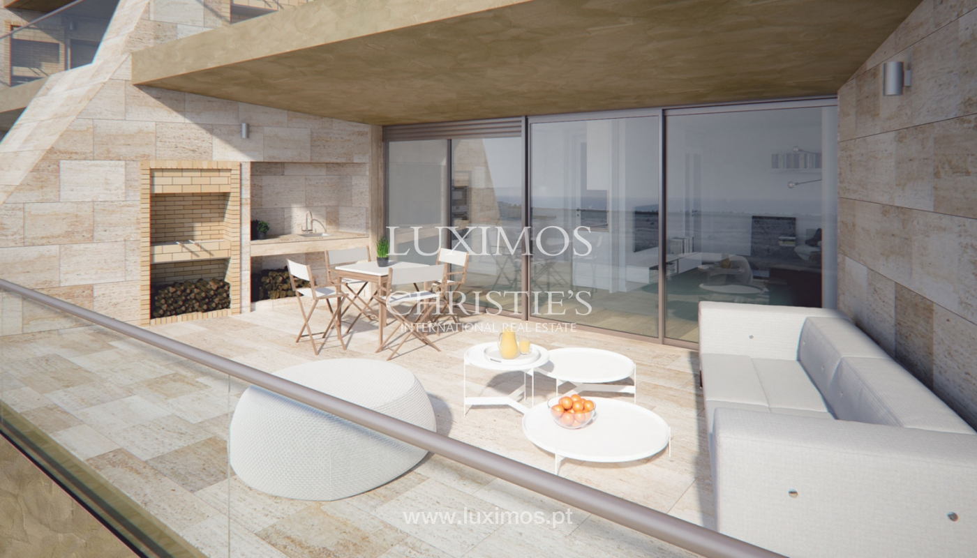Sale of new apartment near the sea in Vilamoura, Algarve, Portugal_112772