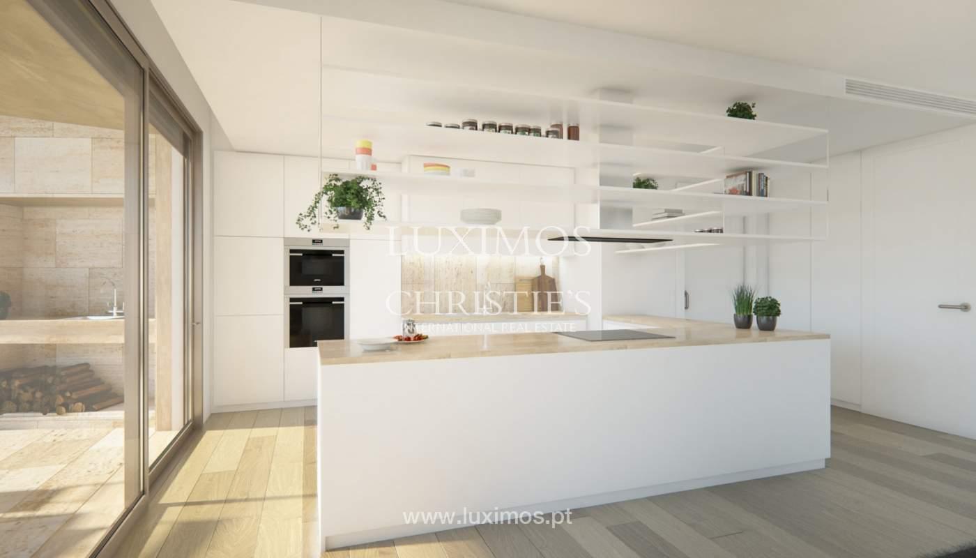 Sale of new apartment near the sea in Vilamoura, Algarve, Portugal_112783